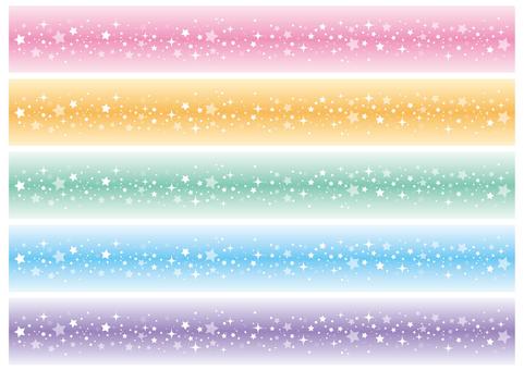 Star line material 01