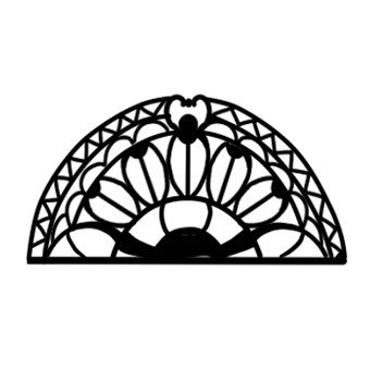 Pattern ① Art Nouveau style?