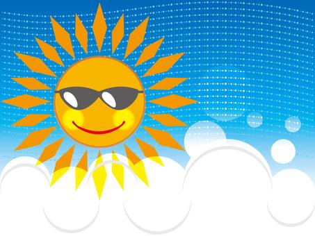 Summer sun 01