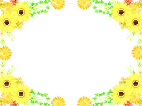 黄色い春の花03