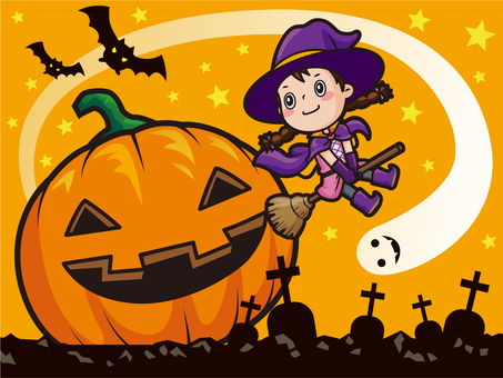 Halloween_ witch