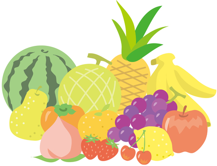 Heavy fruit