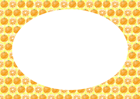 Orange frame A