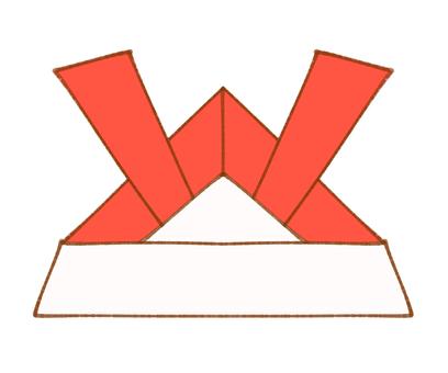 단오절의 투구 (빨간색)