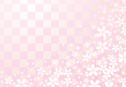 Sakuraguki lattice base