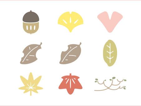秋の素材_1