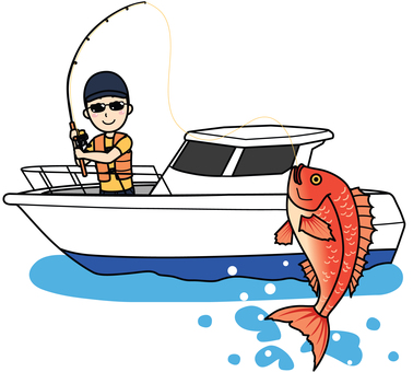 Get red snapper by fishing