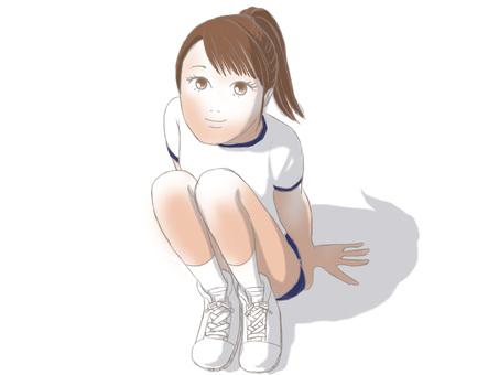 Sports sitting
