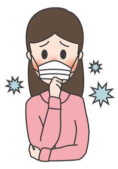 Cold symptoms-cough