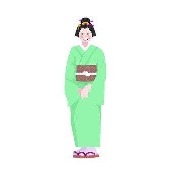 Edo women