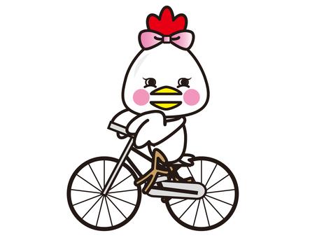 닭 자전거