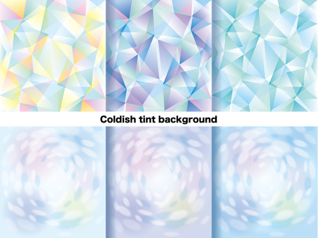 Cool atmosphere background set.1