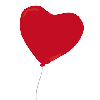 Balloon (Heart type)