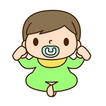 Baby · Pacifier 1