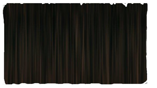 Curtain (brown)