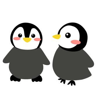 Children of penguins
