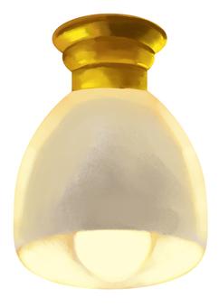Indoor ceiling lamp