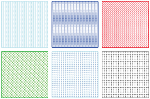 Pattern material 4