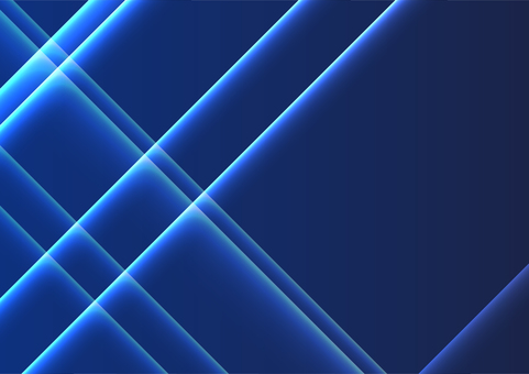 Blue linear cross pattern abstract background material