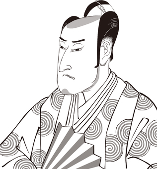Kabuki actor vol.3