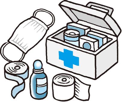 Emergency medical goods