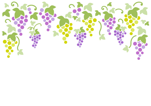 Grape background material 2