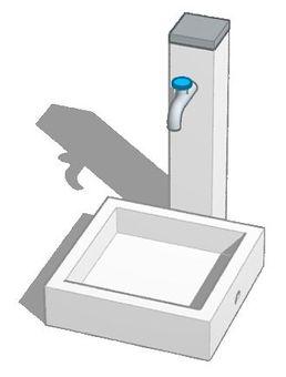 屋外水道栓