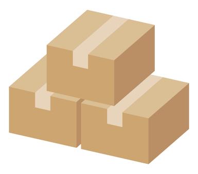 Cardboard box