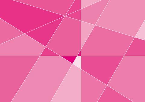 背景裂縫_粉紅色