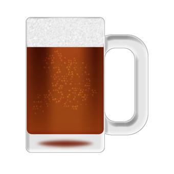 Black beer (mug)
