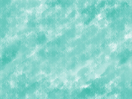 Watercolor style emerald green background