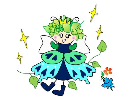 Fairy _ butterfly B_ tiara