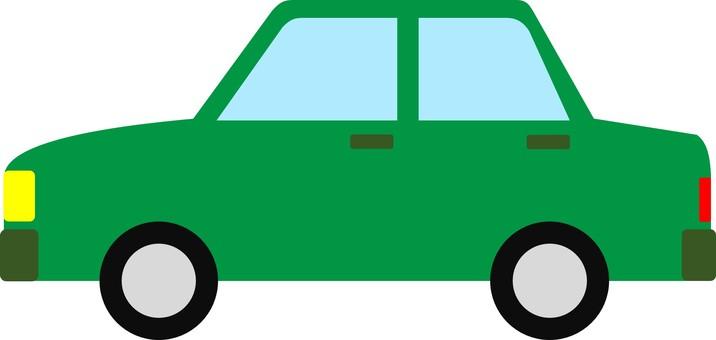 Automobile sedan ②