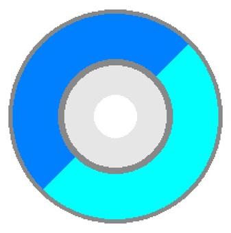 음악 8 센티미터 CD