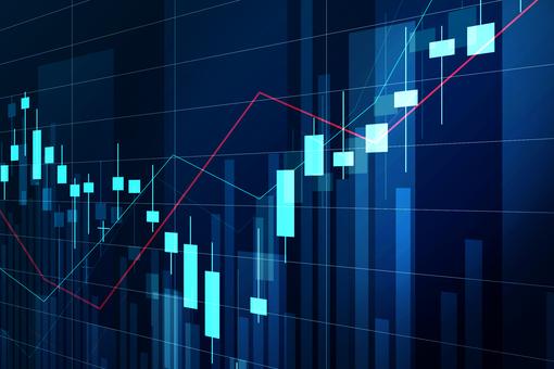 股票價格圖表