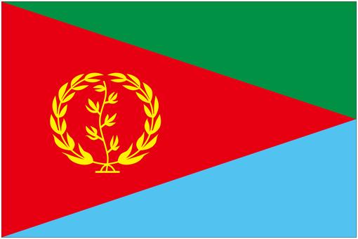 エリトリア 国旗