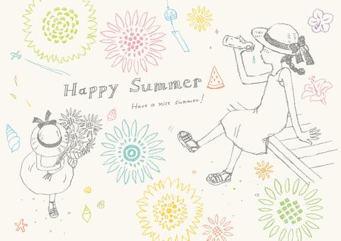 Summer 2 natural