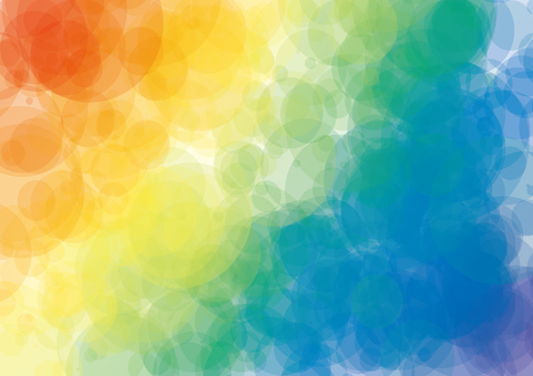 Texture background material: colorful rainbow color 5