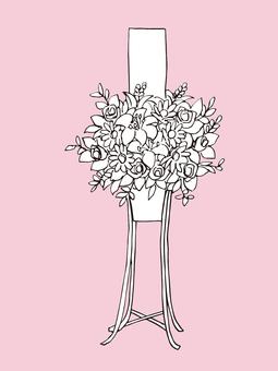 Opening Celebration Flower 01