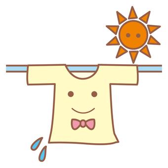 Laundry (sunny)