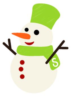 Snowman 07
