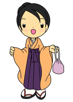Clothes / Hakama