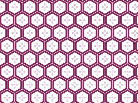 ai Japanese Pattern Pattern Honey Floral Background 9