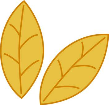 2 leaves Yellow