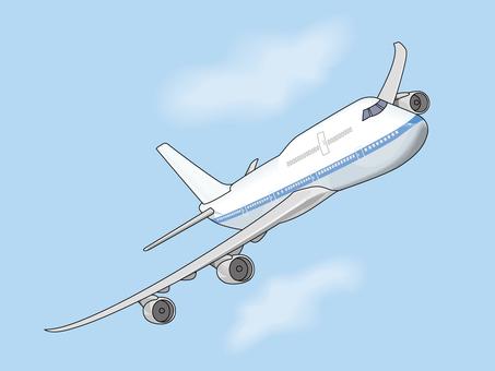 Passenger plane 7