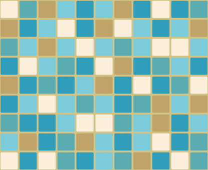 Tile background material / green