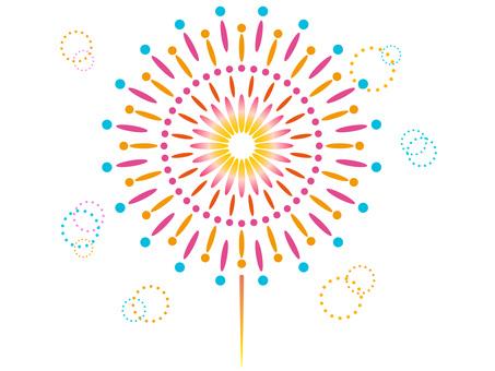 5628. Fireworks 6