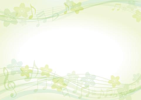 Sakura Music Green