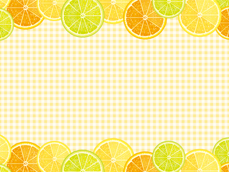 Citrus background 2