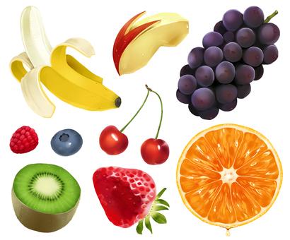 Fruit (assorted)